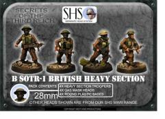 Heavy Section Assault Bren w/Gas Mask Heads #1