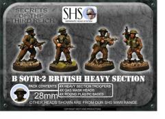 Heavy Section Assault Bren w/Gas Mask Heads #2