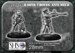 Boyes Anti-Mech Rifle Team