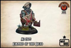 Mr. Chops - The Demon Butcher