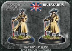 Dr. Lazarus