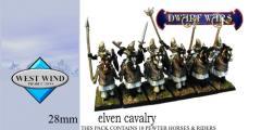 Mounted Company Command