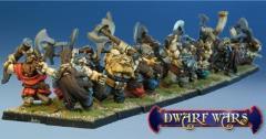 Dwarf Axe Regiment Command