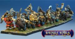 Dwarf Axe Regiment