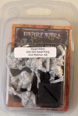 Dwarf King and Retinue