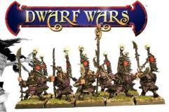 Drowgrim Evil Dwarf Infantry Command