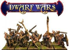 Dwarf Shaven Infantry