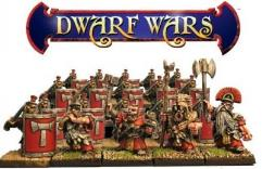 Imperial Dwarf Infantry