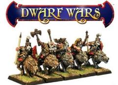 Imperial Dwarf Cavalry