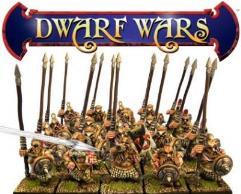 Dwarf Makadon Infantry