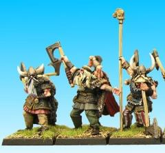 Nordvolk Axe Regiment Command