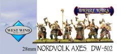 Nordvolk Axe Regiment