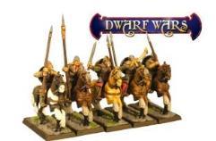 Nordvolk Mounted Company Command