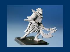 Death Elf Great Axe Regiment