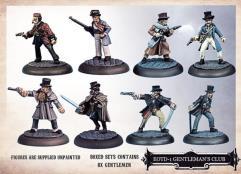 Gentleman's Club Faction Starter