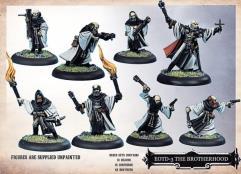 Brotherhood - Holy Order Faction Starter