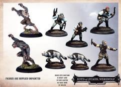 Werewolf - Lycaon Faction Starter
