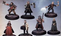Van Helsing's Vampire Slayers