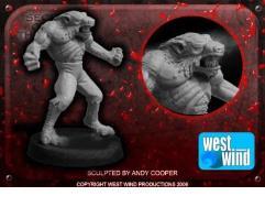 Jager Werewolf Janus