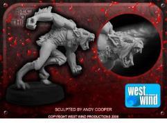 Jager Werewolf Mondheulen