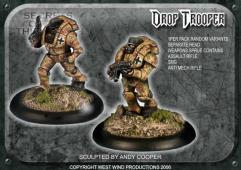Para Drop Armor w/Assault Rifle