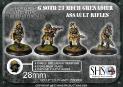 Mech Grenadiers w/Assault Rifles