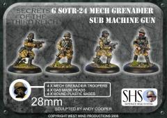 Mech Grenadiers w/SMG's