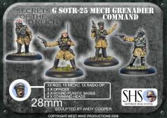 Mech Grenadier Command