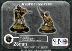 Mech Grenadier Snipers