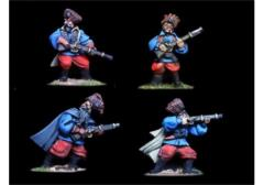 Dracula's Evil Cossack Guards w/Muskets