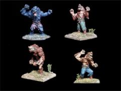 Werewolves (Wolfmen)