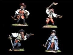 Transylvanian Mob #4 w/Crossbows