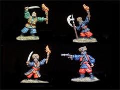 Dracula's Evil Cossack Guards