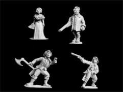 Ichabod Crane & Companions