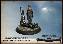 Steam Velocipede