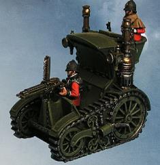 Hansom Tank
