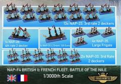 Battle of the Nile Fleet
