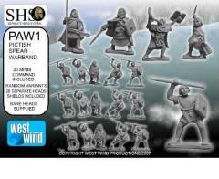 Spearmen Warband