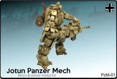Jotun Panzer Mech