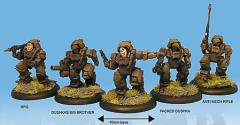 Doomsday - Guards Armored Box Set