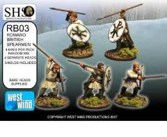 Roman British Spearmen