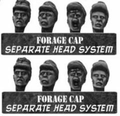 Germans in Forage Caps
