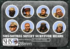 Soviet Survivor Heads