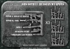 Weapons Upgrade Pack - Soviet
