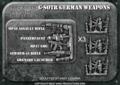 Weapons Upgrade Pack - German