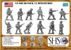 American Infantry Squad