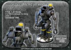 Me362 Jet Mecha