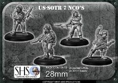 US NCO'S