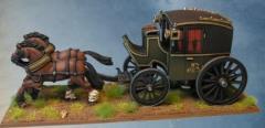 Brougham/Hackney Carriage
