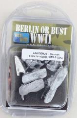 Fallschirmjager HMG & LMG